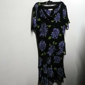 Studio 1   2 PC  ankle length skirt and top
